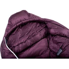 Grüezi-Bag Biopod DownWool Subzero 175 Sovepose, berry